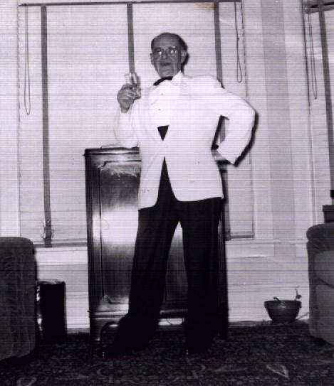 Grandpa Behar